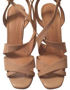 Antonio Melani Nude Wedges