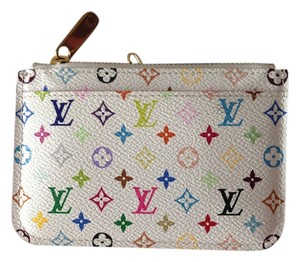 Louis Vuitton Louis Vuitton Monogram Multicolor Key Pouch