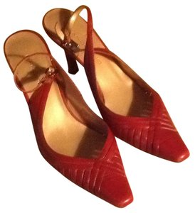 Bandolino Red Pumps