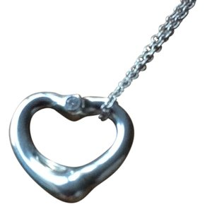 Tiffany & Co. Elsa Peretti Open Heart Diamond