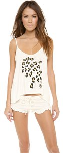 Wildfox Top off-white
