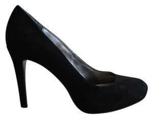 Calvin Klein Platform Black Pumps