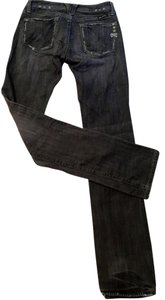 Miss Me Stretchy Distressed Straight Leg Jeans-Distressed