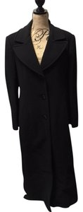 East 5th Essentials Long Wool Trench Coat