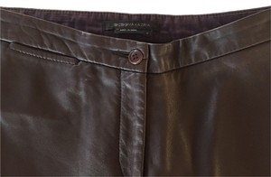 BCBGMAXAZRIA Boot Cut Pants Brown