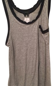Theory Top Heather Gray