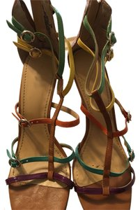 Nine West Multicolor Sandals