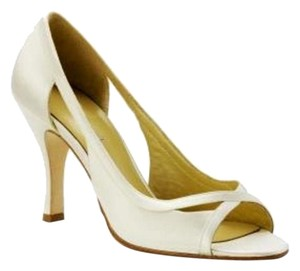 Sienna By Grace Wedding Shoes In White Wedding Shoes