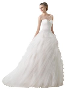 Pronovias Moana Misty Wedding Dress
