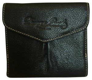 Dooney & Bourke Dooney and Bourke Black Pleated Wallet, Style #YB500