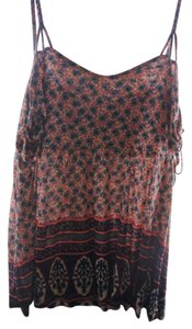 Forever 21 Hipster Vintage Top black,red,blue