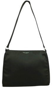 Kate Spade Black Nylon Shoulder Bag