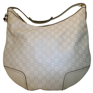 Gucci Leather Princy Hobo Bag