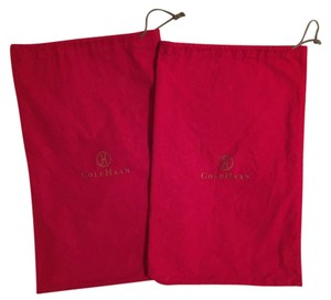 Cole Haan Brand New Cole Haan Dust Bag Set - Perfect For Wallets, Bags, Shoes