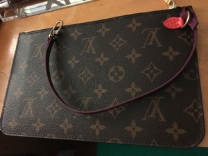 Louis Vuitton cosmetic pouch 2015 limited edition