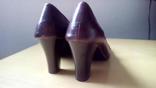 Aerosoles dark brown Pumps Image 1