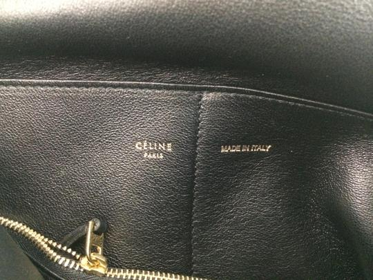 Céline Gold Penny Lane Shoulder Bag