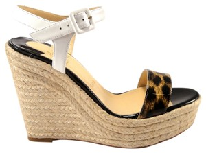 Christian Louboutin Spachica multi Wedges
