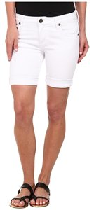 KUT from the Kloth Shorts White