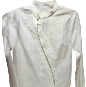 United Colors of Benetton Button Down Shirt White