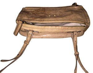 Givenchy Pandora Unique Strap Beige Messenger Bag