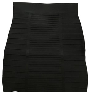 BCBGMAXAZRIA Mini Skirt Dark green