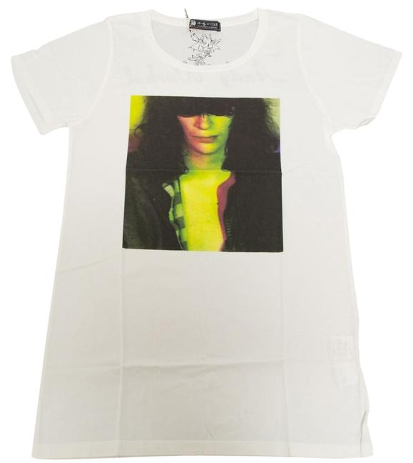 Preload https://item5.tradesy.com/images/hysteric-glamour-white-joey-ramone-women-s-t-shirt-tee-shirt-size-os-one-size-1505674-0-0.jpg?width=400&height=650