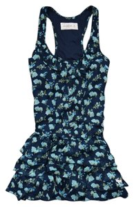 Abercrombie & Fitch short dress Navy on Tradesy