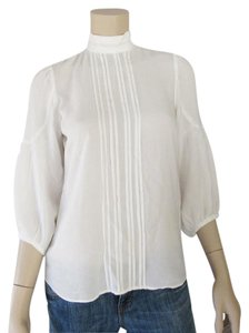 Zara Top Cream White