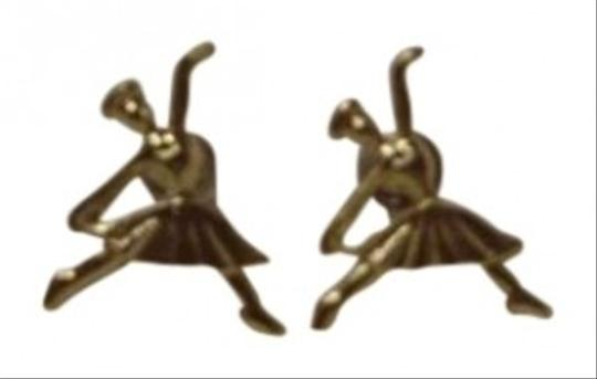 SO Gold Dancer Earrings