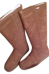 Juicy Couture tan Boots