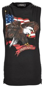 Dsquared2 Dsquared Sales New T Shirt Black