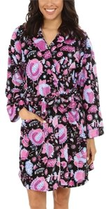 Vera Bradley Vera Bradley Hooded Fleece Robe in Alpine Floral, Large-XL, PACKAGED | Add to watch list
