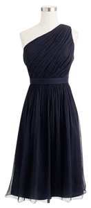 J.Crew Navy Bridesmaid Kylie 41825 Dress