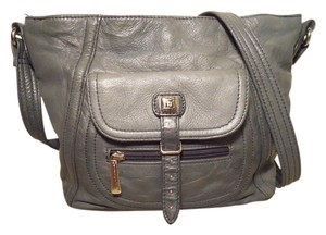 Stone Mountain Accessories Leather Crossbody Shoulder Bag