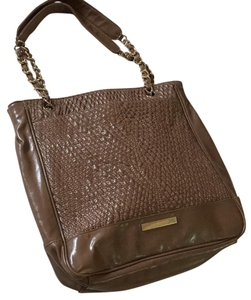 Ivanka Trump Tote in Brown