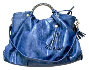 Gianni Bini Satchel in Blue