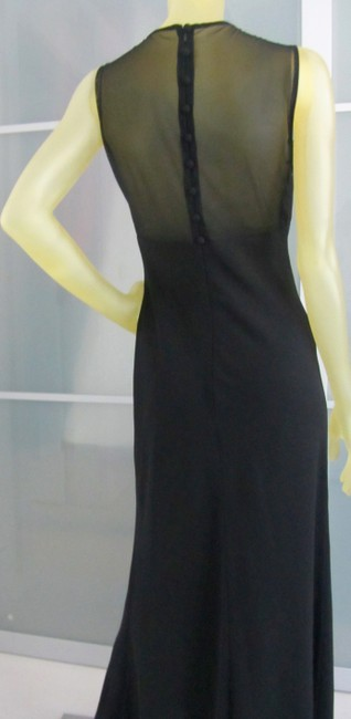 Kay Unger Sequin Evining Gown Dress Image 1