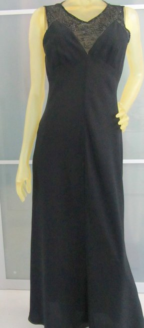 Kay Unger Sequin Evining Gown Dress Image 2