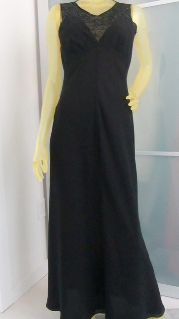 Kay Unger Sequin Evining Gown Dress Image 4