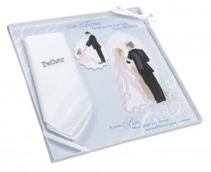 Father Hankie- Free Shipping