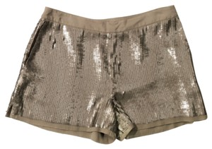 Club Monaco Dress Shorts Gold (as shown in photo)