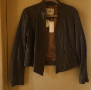 Burning Torch Leather Jacket