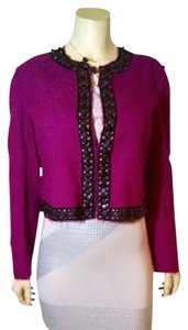 A|X Armani Exchange P979 Size Medium purple, black Blazer