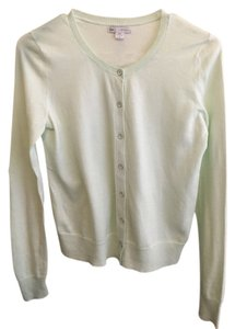 Gap Machine Washable Cotton Combed Fitted Cardigan