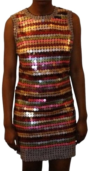 Preload https://item3.tradesy.com/images/french-connection-multi-color-sequin-above-knee-night-out-dress-size-0-xs-150607-0-0.jpg?width=400&height=650