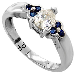 ABC Jewelry Diamond Accent Wedding Ring