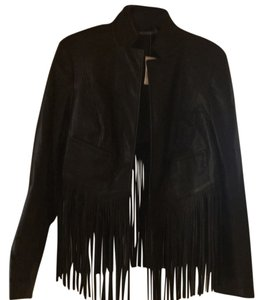 Chelsea & Theodore Leather Jacket