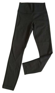 Lululemon New With Tags Lululemon High Times Wing Mesh Size 6 Black