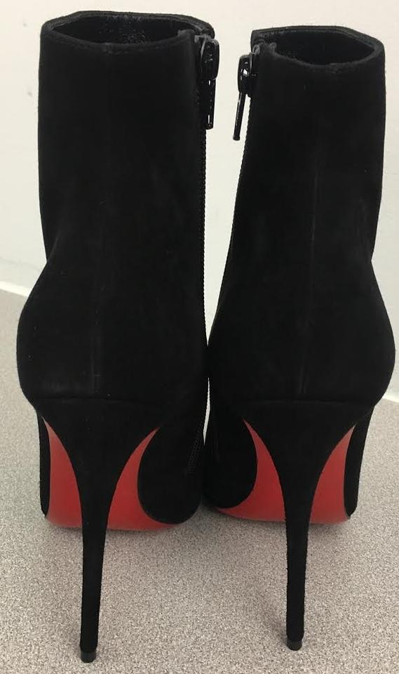 6d133ff791f Christian Louboutin So Kate Suede So Kate Kate Black Boots Image 11.  123456789101112